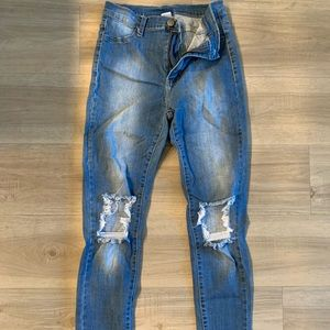 Fashion Nova Jeans (EUC)